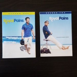 Royal Pains Seasons 1 & 2